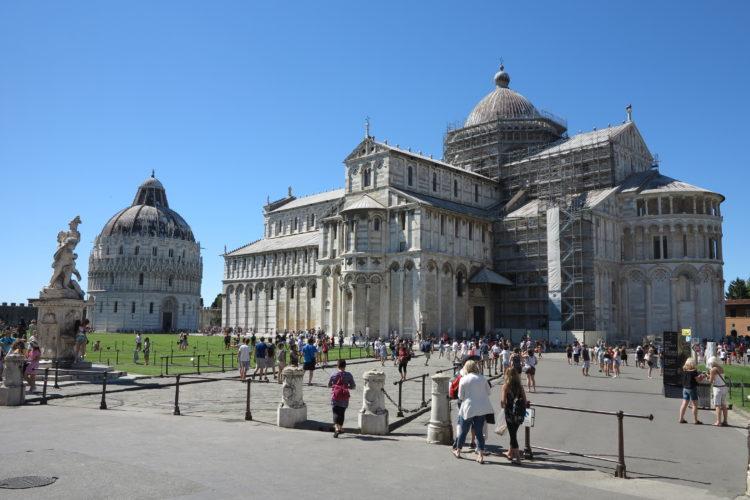 Katedralen i Pisa
