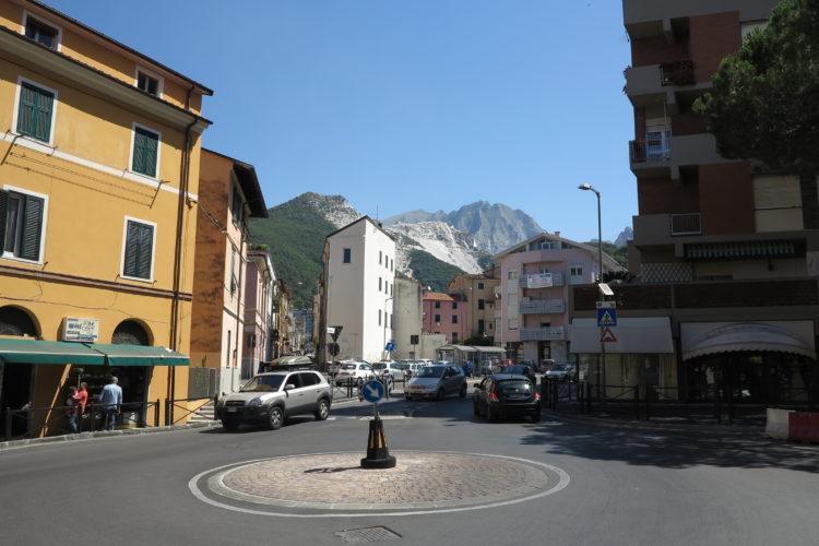 Carrara forandret verden