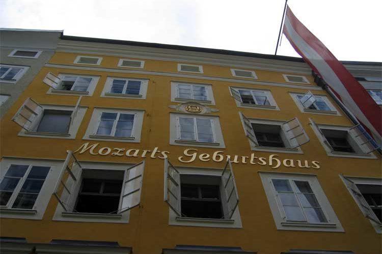 Mozarts fødeby