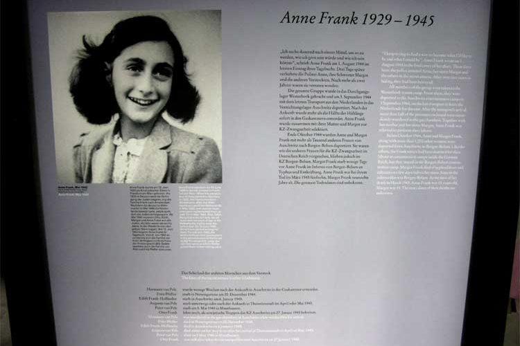 Anne Franks triste skjebne