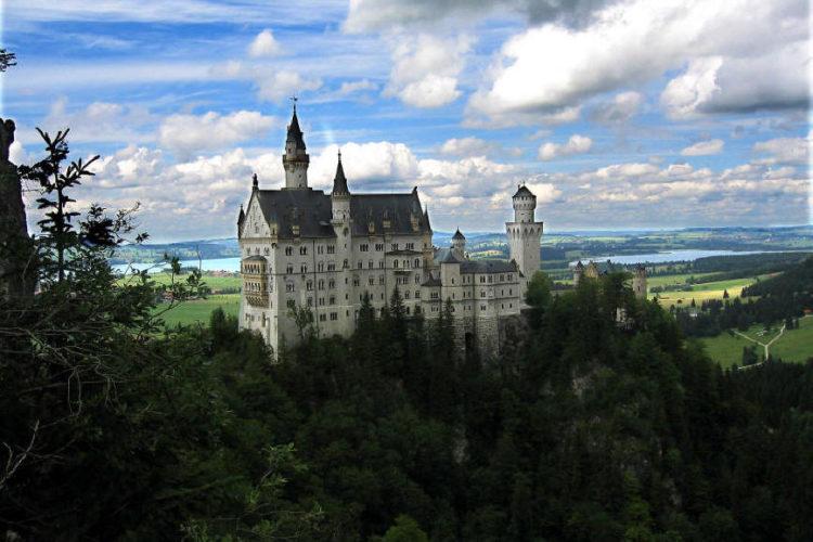 Slottet fra drømmene