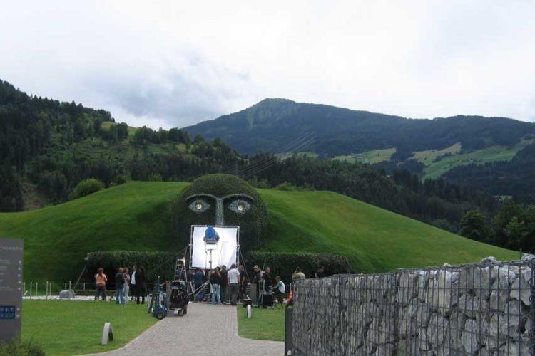 Krystallverden i Tyrol