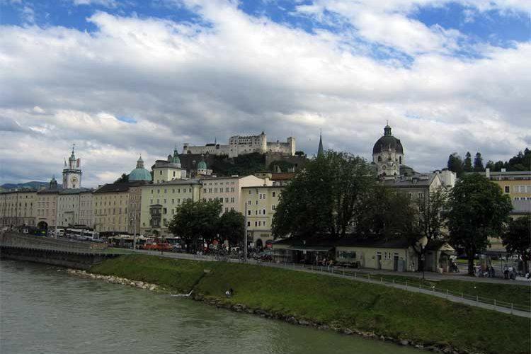 Salzburgs høyborg