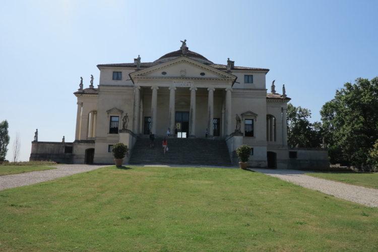 Palladios Villa Rotonda