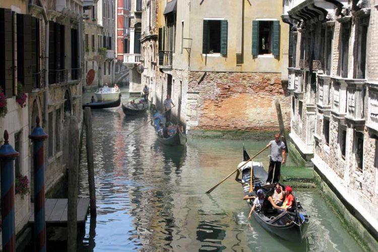 Hva du bør se i Venezia