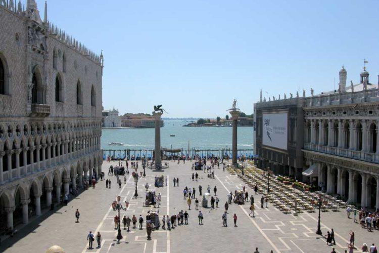 Venezia – her kommer vi!