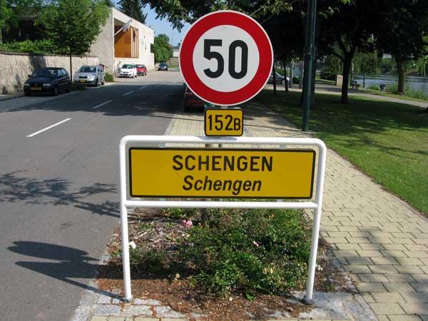 Mindre enn Schengen blir det ikke