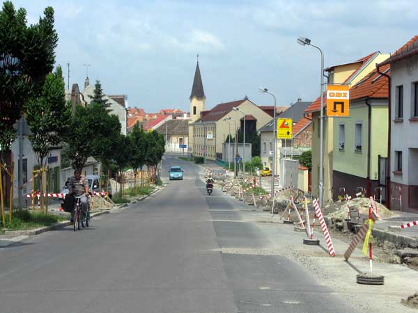 På kanten av keiserens rike – Sopron