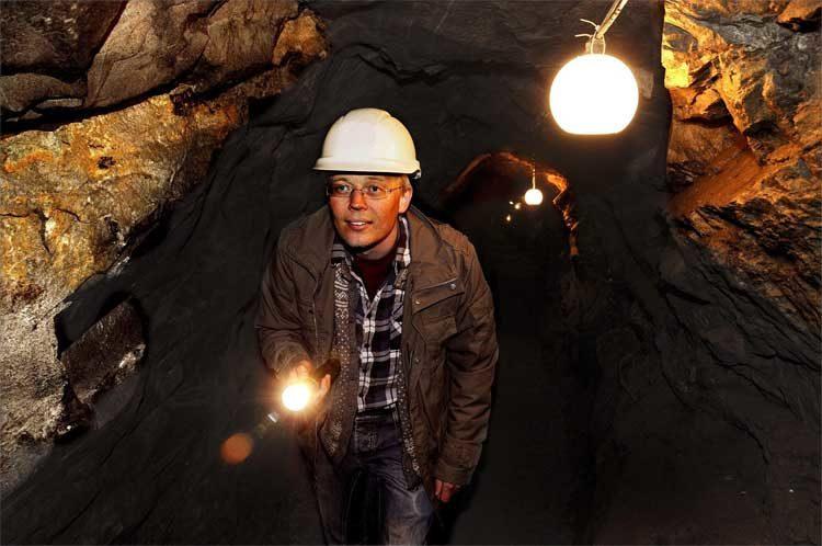 Dypdykk i kobbergruver