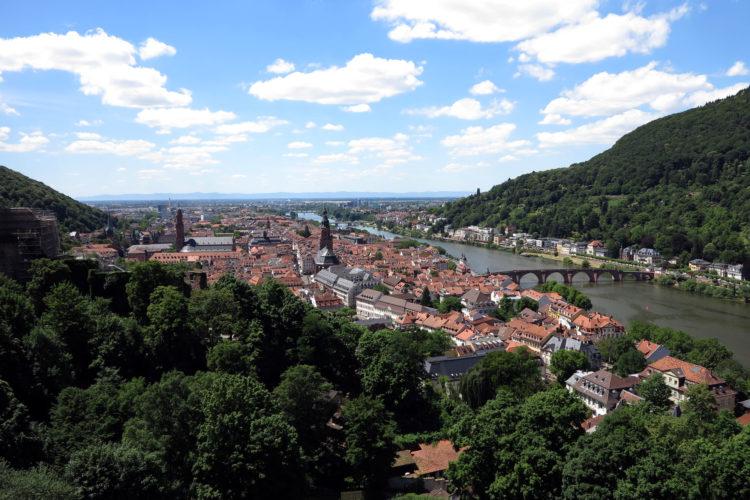 Heidelberg er unik