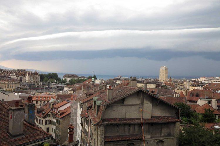 Byen i bakken – Lausanne