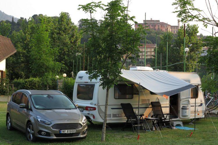Camping nær Torino
